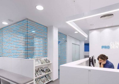 Interior Design Clinic Prodental