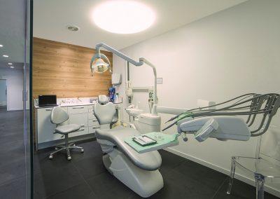 Disseny clínica dental Beatriz Rubio - Box