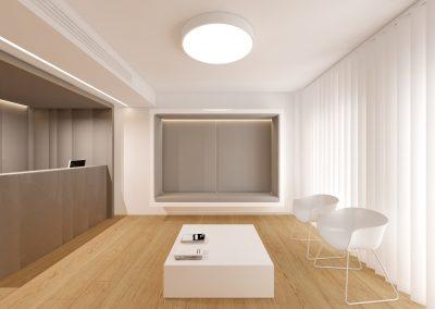 Reforma clínica dental Sabadell
