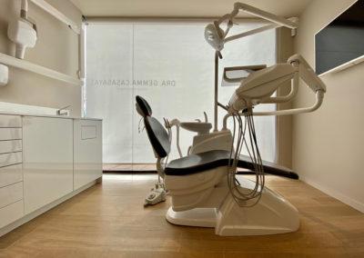Interiorisme Clínica Dental Gemma Casasayas box